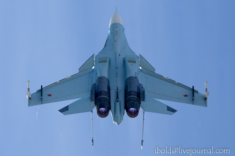 Su 30SM Air Superiority Fighter