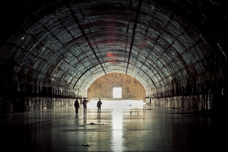 убежище для подводных лодок в павловске видео