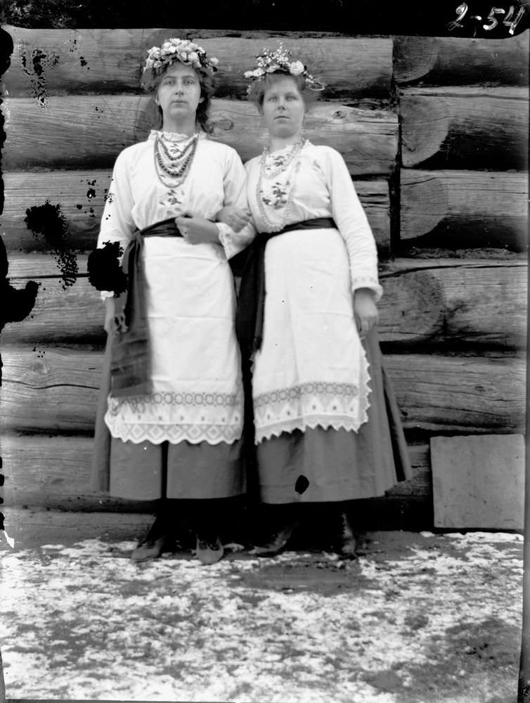 At the Turn of the Centuries: Russian Ethnographic Images