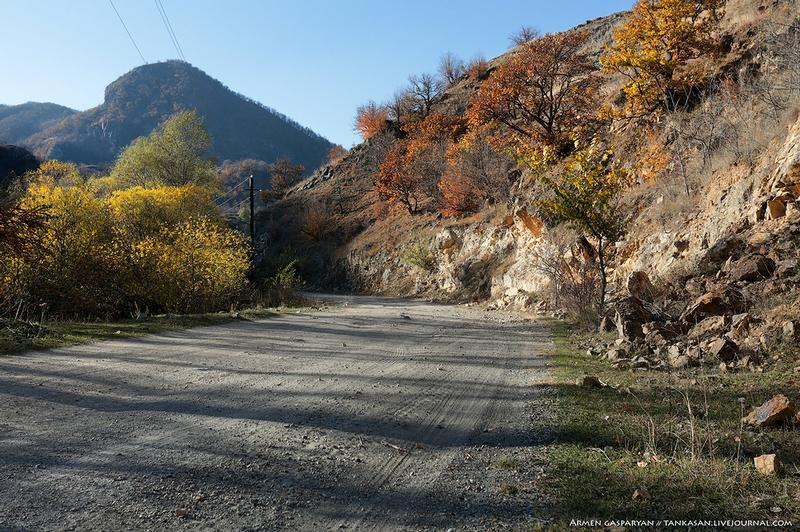 The Unique Spring of Transcaucasia