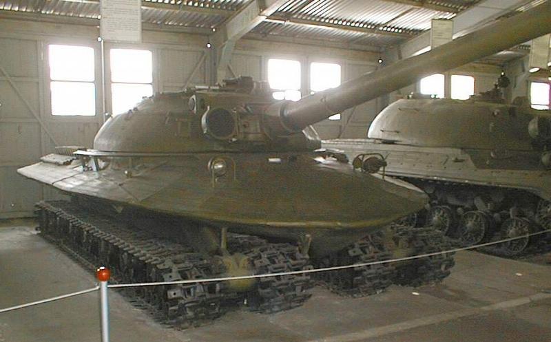 Unique Nuclear War Tank