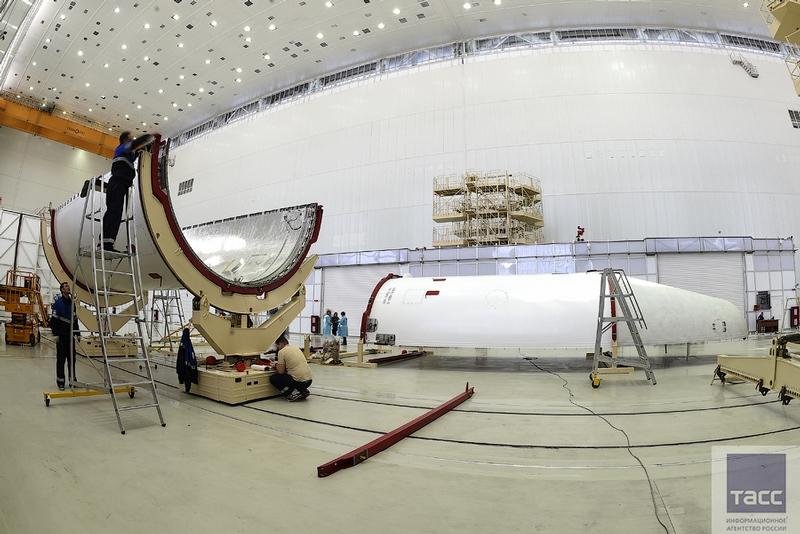 New Russian Cosmodrome - Vostochniy - Page 4 Techcomplexvost001-13