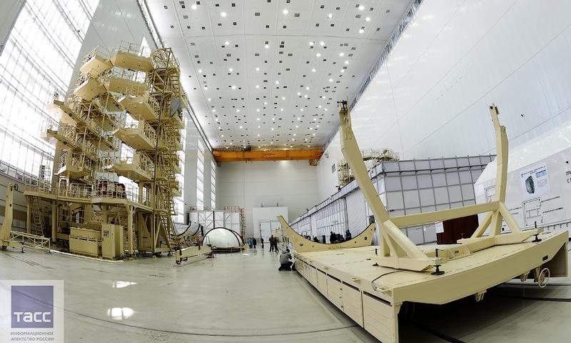 New Russian Cosmodrome - Vostochniy - Page 4 Techcomplexvost001-9