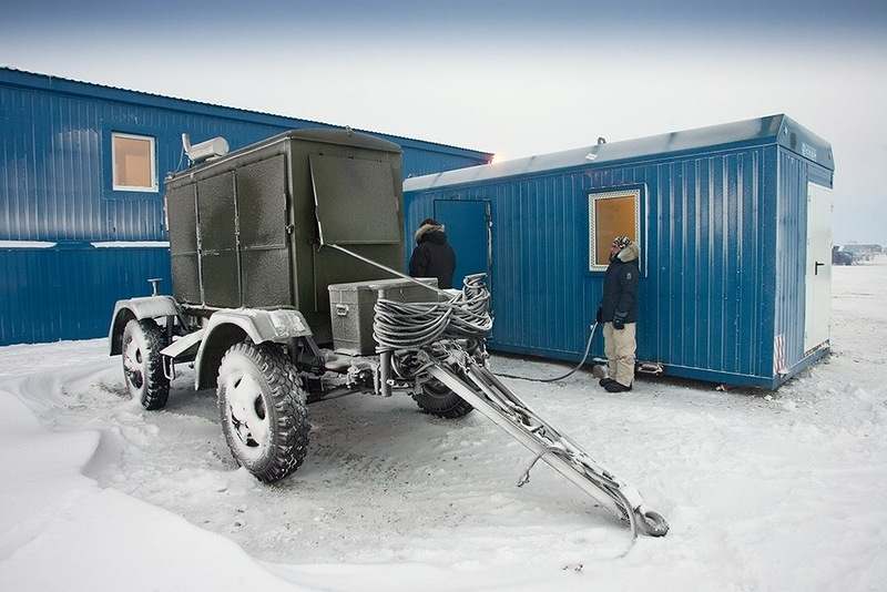 Military Living Container