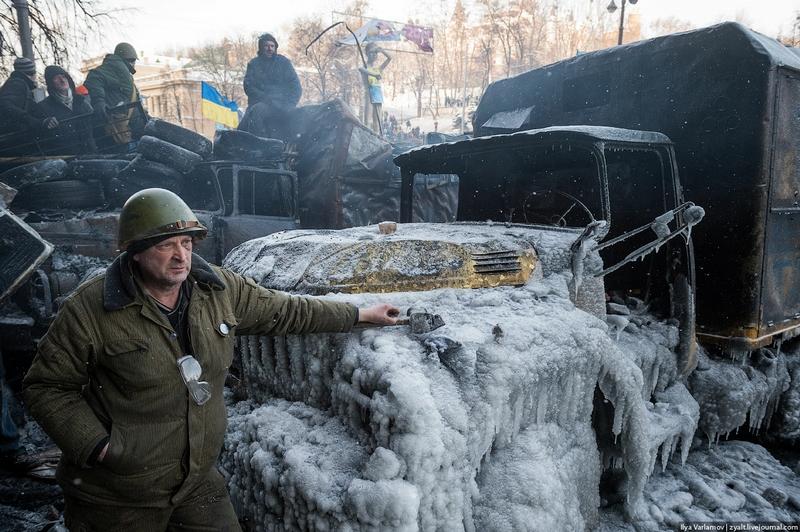 Kiev Just Yesterday