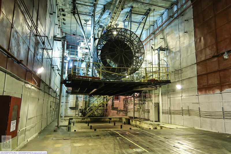 Testing Engines For Major Crafts of Russia