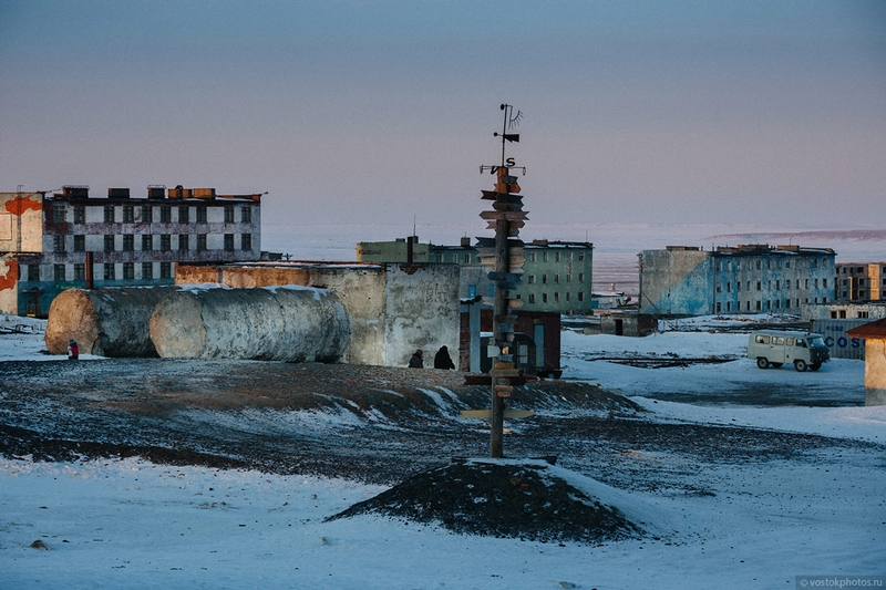 What Is It Like to Live in the Northernmost Place of Russia?