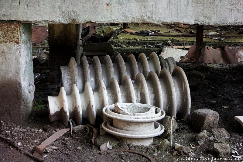 The Pipes Which Do Not Smoke Anymore
