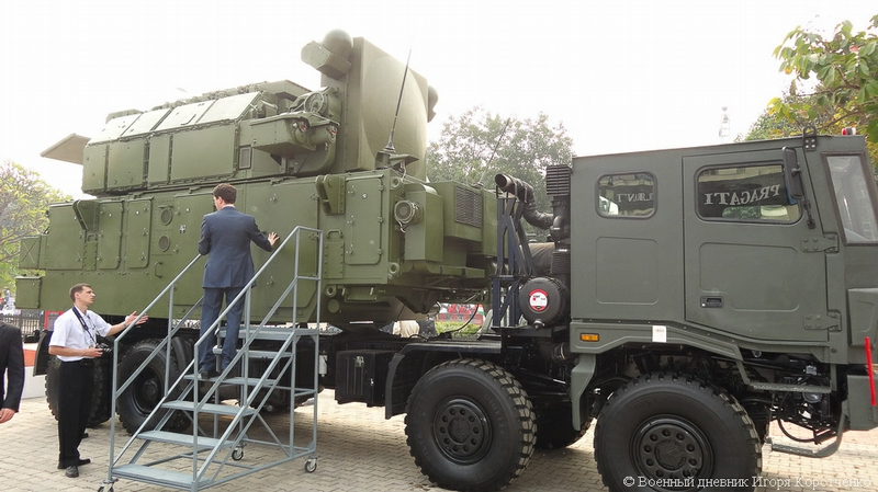 Russian Air Missile System Stuns India