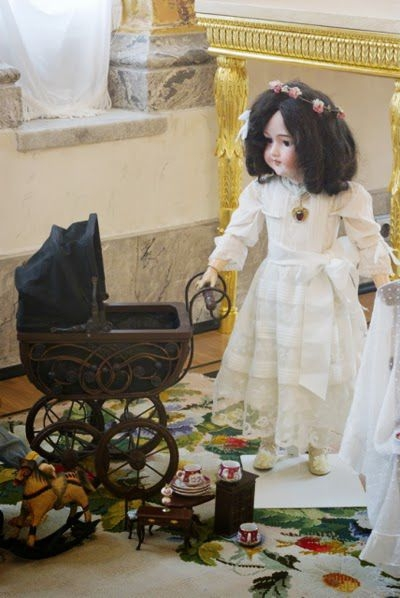 Favourite Toys of Russian Royal Kids
