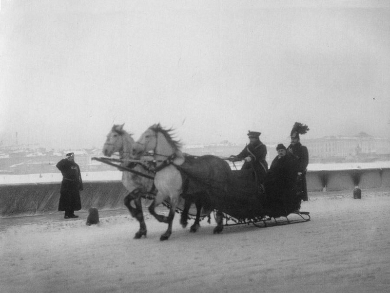 St. Petersburg Transport In Early XX Century