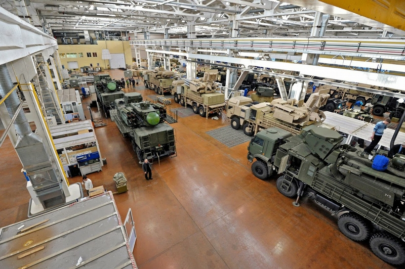 Photos Made In Top Secret Military Factories