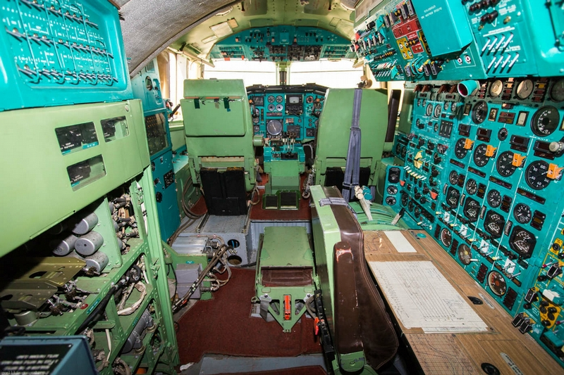 The Last of Tu 144 Planes [30 photos]