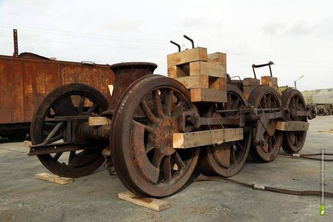 Stalins Locomotive Rescue Operation