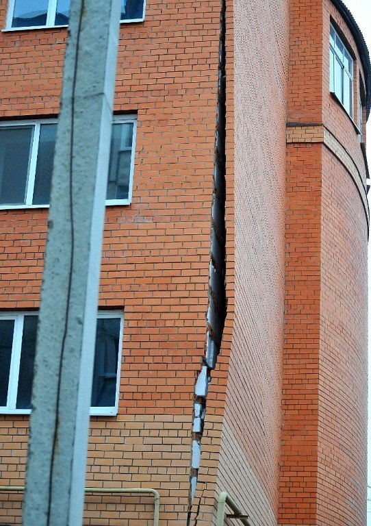 A New Built House In Tver, Russia