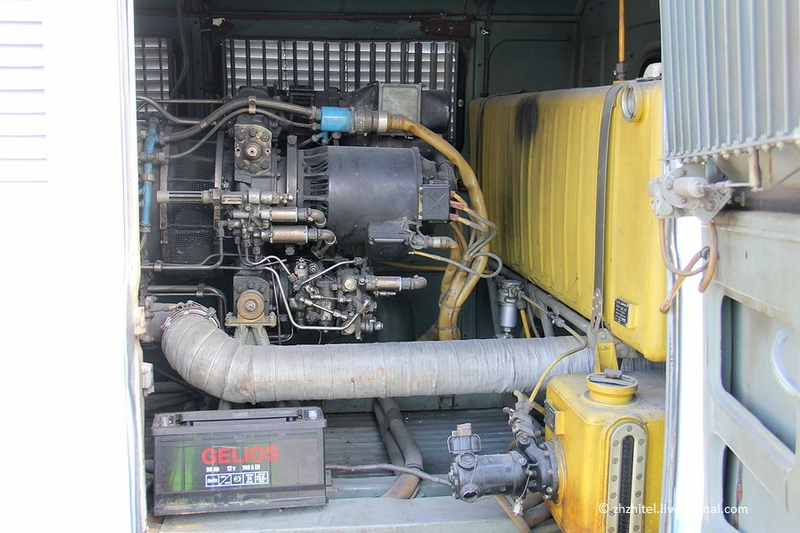 Car With an Aircraft Engine