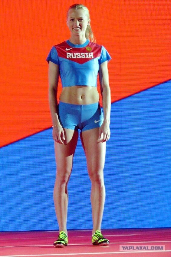 Russian Beauties At the Universiade