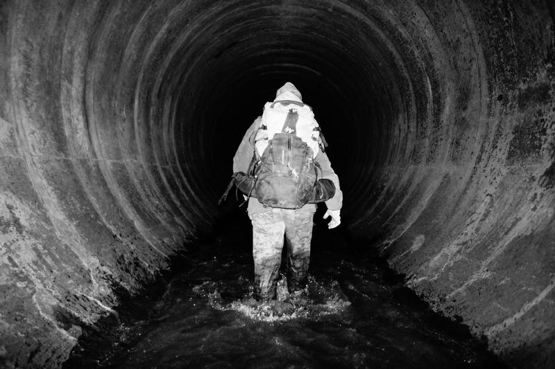 Underground Epithany Bathing