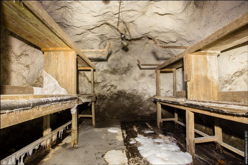 Shelter Hidden Deep Deep Under the Ground
