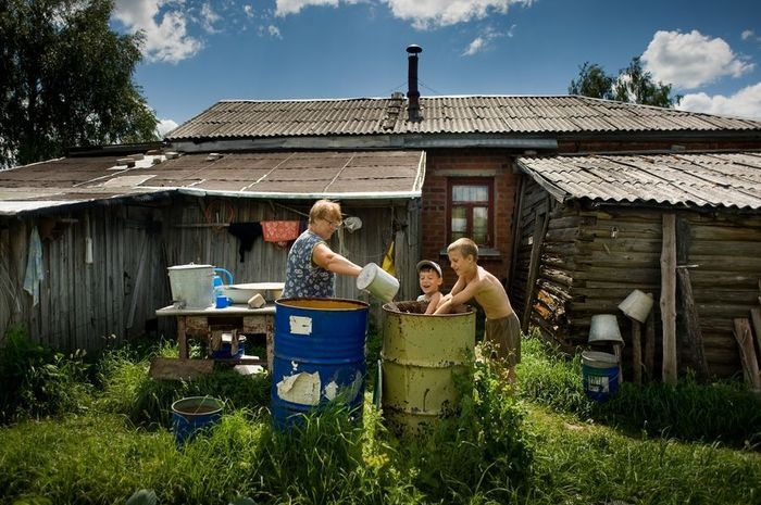 Life in the Russian Countryside, Happy One