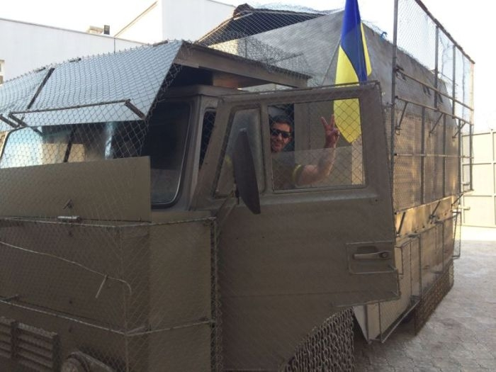 Armored Vehicles You Can Meet In Ukraine Today
