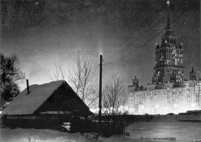 Back to the Times When Moscow Looked More Like a Village