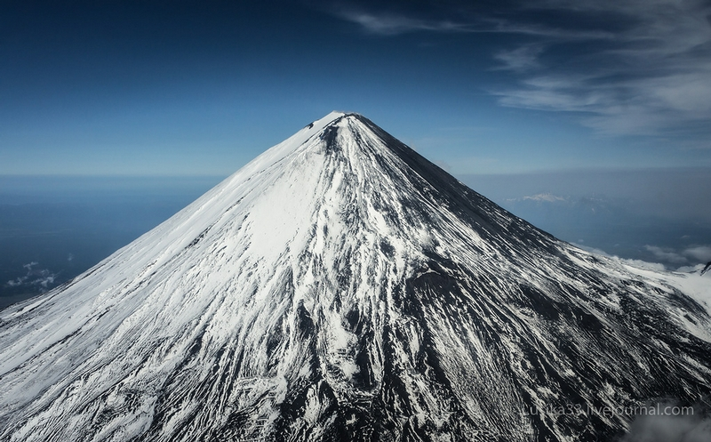 The Land of Volcanoes