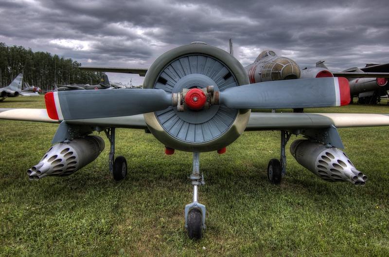Volunteer Restoration For Old Planes