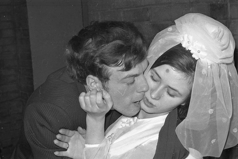 Ordinary Soviet Wedding