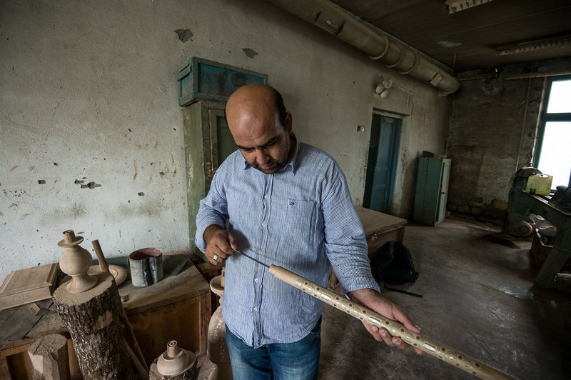 Weapon Makers of the Caucasus