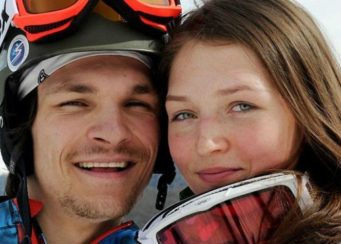 Love Story of Olympic Heroes: Vic And Alena