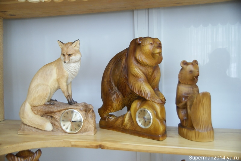 Russian Wooden Toys