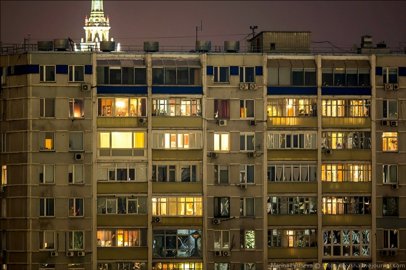 Moscow, the City That Never Sleeps