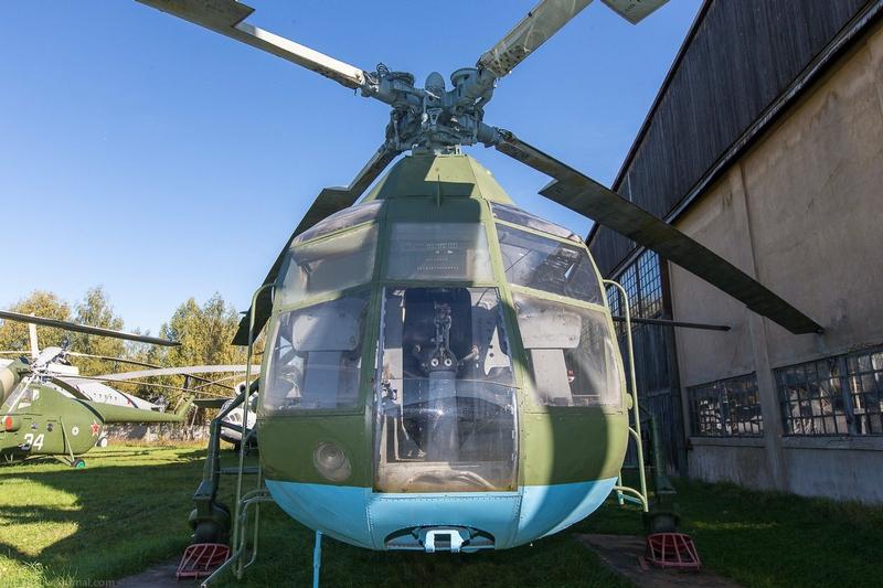 Soviet Helicopter Yak 24