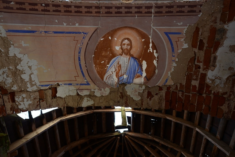 Final Days of Old Russian Churches And Estates