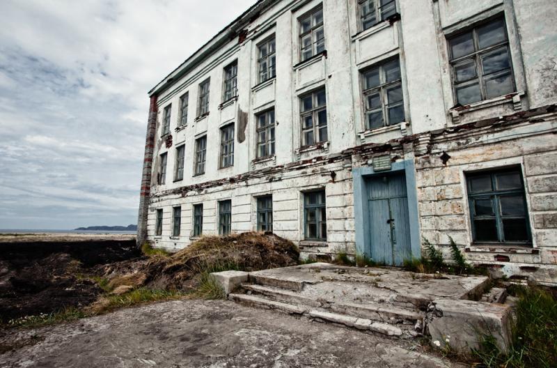 Abandoned School 1