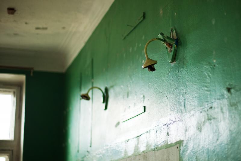 Abandoned School 14