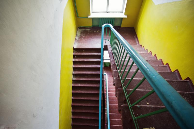 Abandoned School 19
