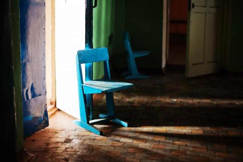 Abandoned School 7