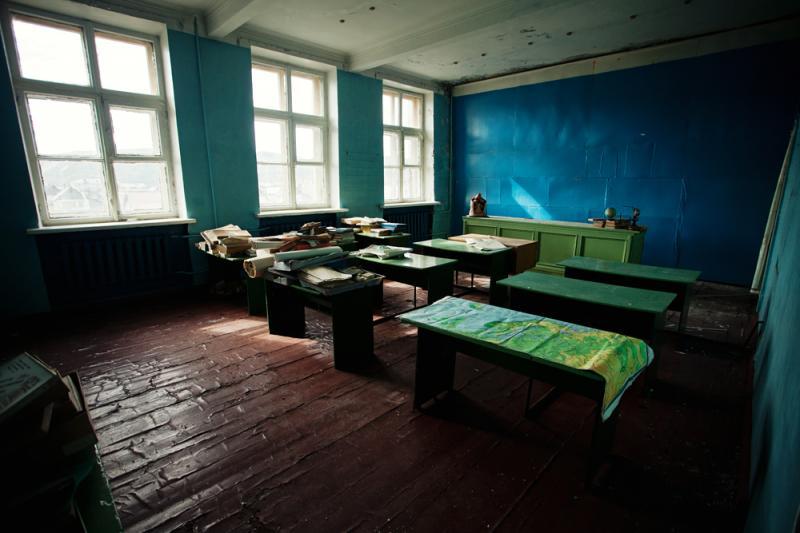 Abandoned School 9