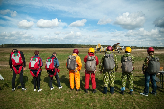 Do You Want To Be A Skydiver?