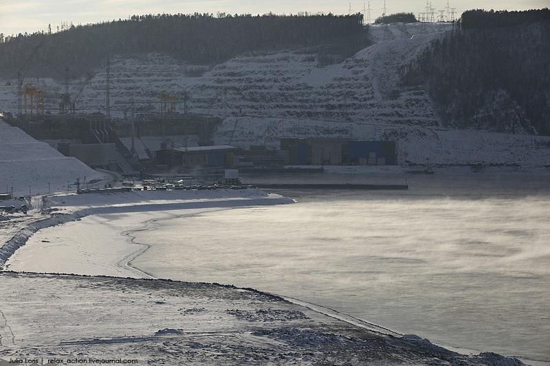 The Boguchany Dam To Be Open Soon
