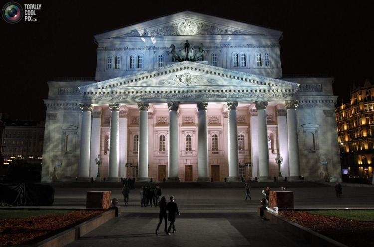 The Bolshoi After The Reconstruction