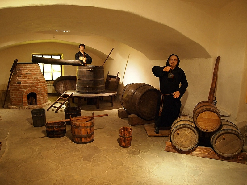 The Brewing Museum In Lviv