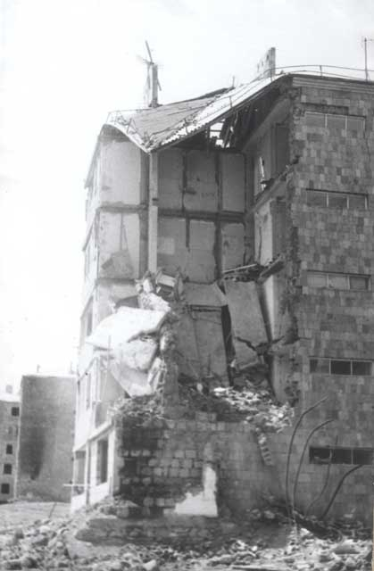 Those Were Buildings Not Earthquakes That Killed People