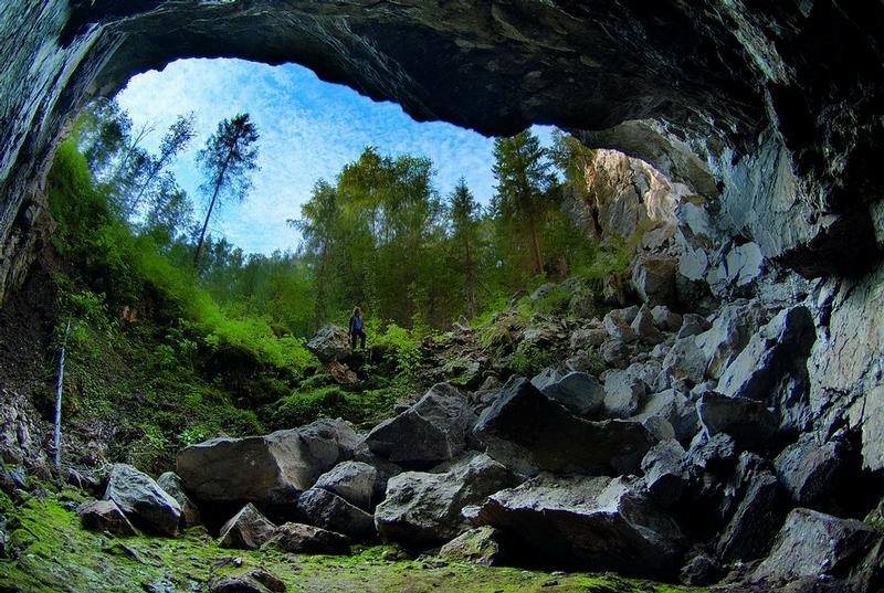 One Cave Dweller