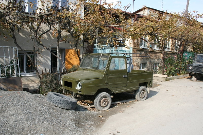 Tskhinvali After The War