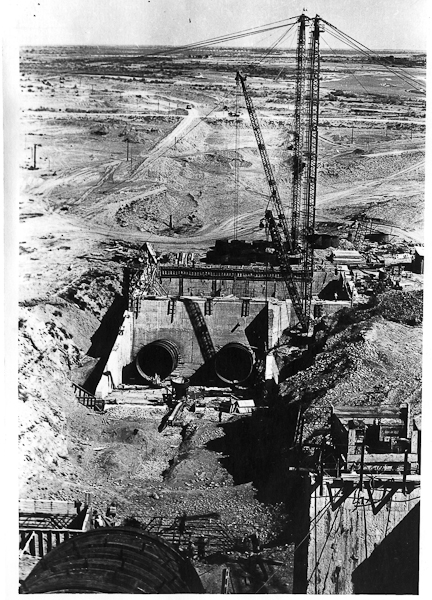 The History Of Chiryurtskaya HPP Construction