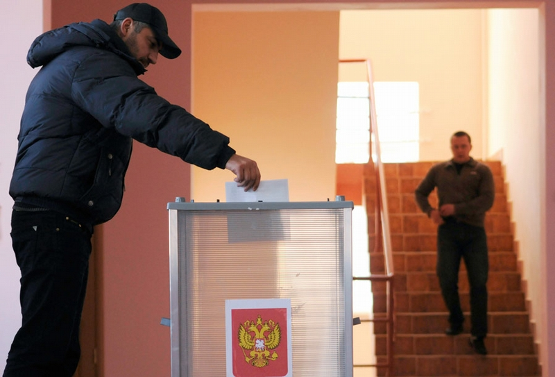 Duma Elections The Way Foreign News Agencies See It