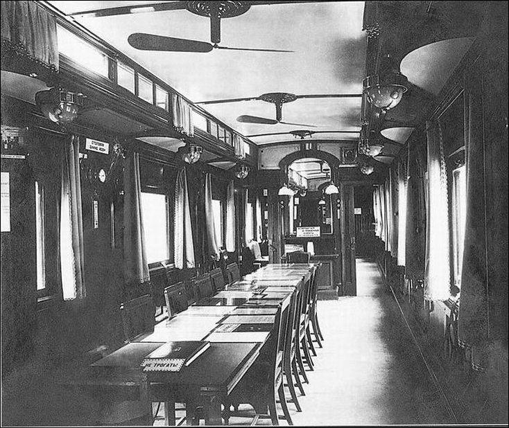 The Train Of Emperor Nicholas II